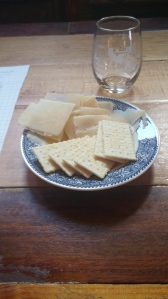 DoveCheeseCrackers