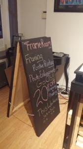 FrameRoomSignage