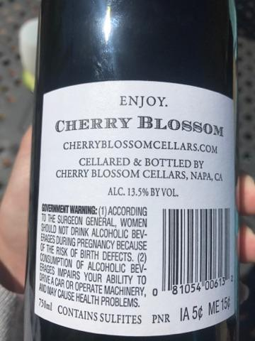 CherryBlossomBackLabel
