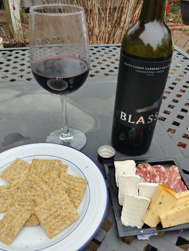 BlassCabernetSauvignon&Food