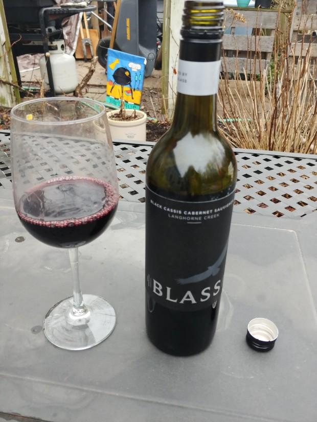 BlassCabernetSauvignonGlass