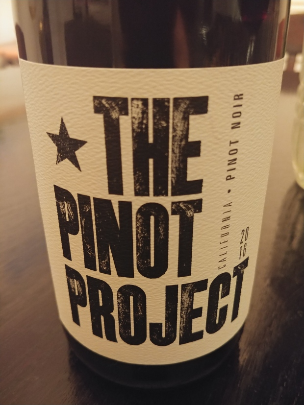 PinotProjectBottle
