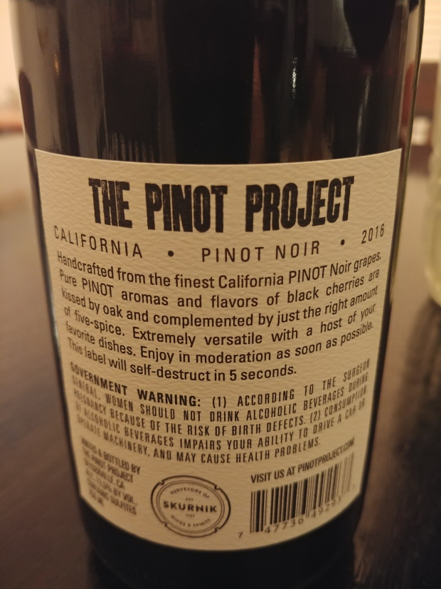 PinotProjectInfo