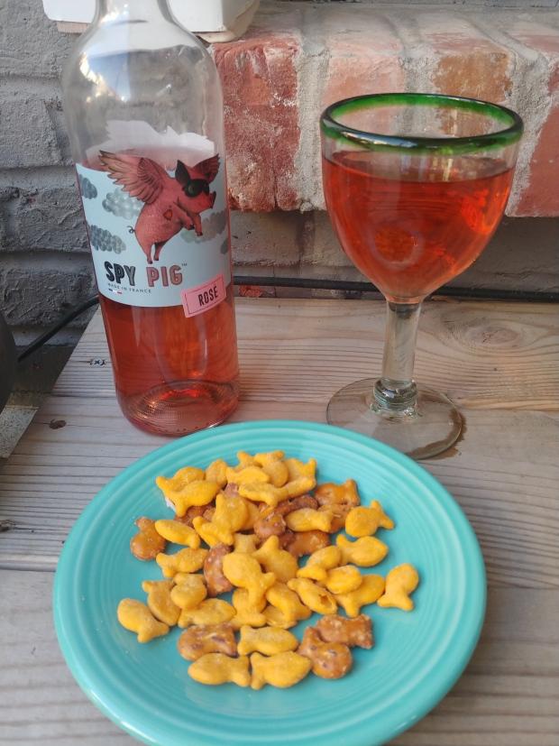 SpyPigRoseWine&Food